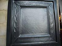 """Пластикова форма для 3d панелей """"Фільонка"""" 40*40 (форма для 3д панелей з абс пластику), фото 6"""
