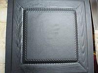 """Пластикова форма для 3d панелей """"Фільонка"""" 40*40 (форма для 3д панелей з абс пластику), фото 7"""