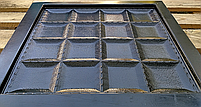 "Формы для 3d панелей ""Шоколад"" 40*40 (форма для 3д панелей из абс пластика), фото 5"