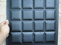 """Пластикова форма для виготовлення 3d панелей """"Шоколад"""" 40*40 (форма для 3д панелей з абс пластику), фото 7"""
