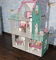 """Кукольный домик для Барби """"«Особняк»"""""""