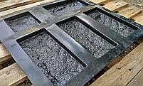 """Форма для декоративного каменю і плитки """"Цокольна"""" (13.5 форм в комплекті), фото 6"""