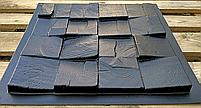 """Пластикова форма для виготовлення 3d панелей """"П'яний Карло"""" 40*40 (форма для 3д панелей з абс пластику), фото 2"""