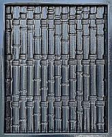 "Пластикова форма для 3d панелей ""Бамбук"" 50*40 (форма для 3д панелей з абс пластику), фото 5"