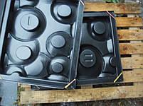 """Форма для гипсовых 3d блоков (перегородок) """"Кольца"""", фото 3"""