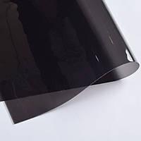 Силикон (0,5мм) черный прозрачный ш.122 (22017.005)