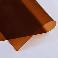 Силикон (0,5мм) коричневый прозрачный ш.122 (22017.012)