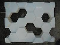"""Форма для гіпсових 3d блоків (перегородок) """"Сота"""", фото 8"""
