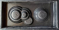 """Форма для гіпсових 3d блоків (перегородок) """"Космос"""", фото 6"""