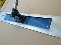 Магниевая гладилка канальная для выравнивания бетона с поворотным механизмом (лезвие + механизм) (стартовая), фото 2