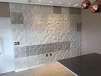 """Формы для 3d панелей """"Рубик"""" 50*50 (форма для 3д панелей из абс пластика), фото 2"""