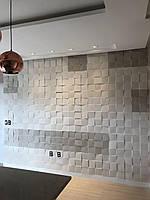 """Формы для 3d панелей """"Рубик"""" 50*50 (форма для 3д панелей из абс пластика), фото 4"""