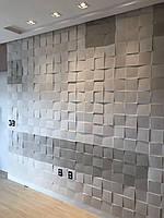 """Формы для 3d панелей """"Рубик"""" 50*50 (форма для 3д панелей из абс пластика), фото 6"""