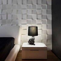 """Формы для 3d панелей """"Рубик"""" 50*50 (форма для 3д панелей из абс пластика), фото 7"""