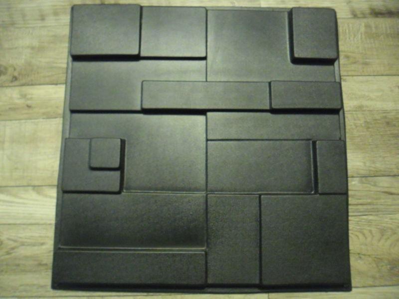 """Формы для 3d панелей """"Подиум"""" 50*50 (форма для 3д панелей из абс пластика)"""
