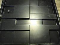 """Формы для 3d панелей """"Подиум"""" 50*50 (форма для 3д панелей из абс пластика), фото 3"""