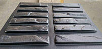 "Форма для декоративного камня и плитки ""Клинкер"", АБС-пластик, 36 форм в комплекте, фото 5"
