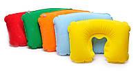 Подушка для путешествий 2406 надувная, фото 1