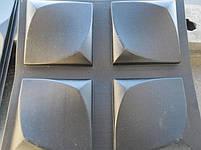 """Пластикова форма для 3d панелей """"Фрейле"""" 20*20 x4 (форма для 3д панелей з абс пластику), фото 2"""