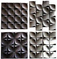 """Пластикова форма для 3d панелей """"Фрейле"""" 20*20 x4 (форма для 3д панелей з абс пластику), фото 5"""