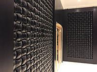 "Формы для 3d панелей ""Софт"" 25*17 x4 (форма для 3д панелей из абс пластика), фото 4"