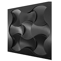 "Формы для 3d панелей ""Софт"" 25*17 x4 (форма для 3д панелей из абс пластика), фото 6"