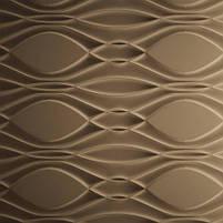 """Пластикова форма для 3d панелей """"Мілан"""" 50*50 (форма для 3д панелей з абс пластику), фото 7"""
