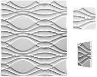 """Пластикова форма для 3d панелей """"Мілан"""" 50*50 (форма для 3д панелей з абс пластику), фото 8"""
