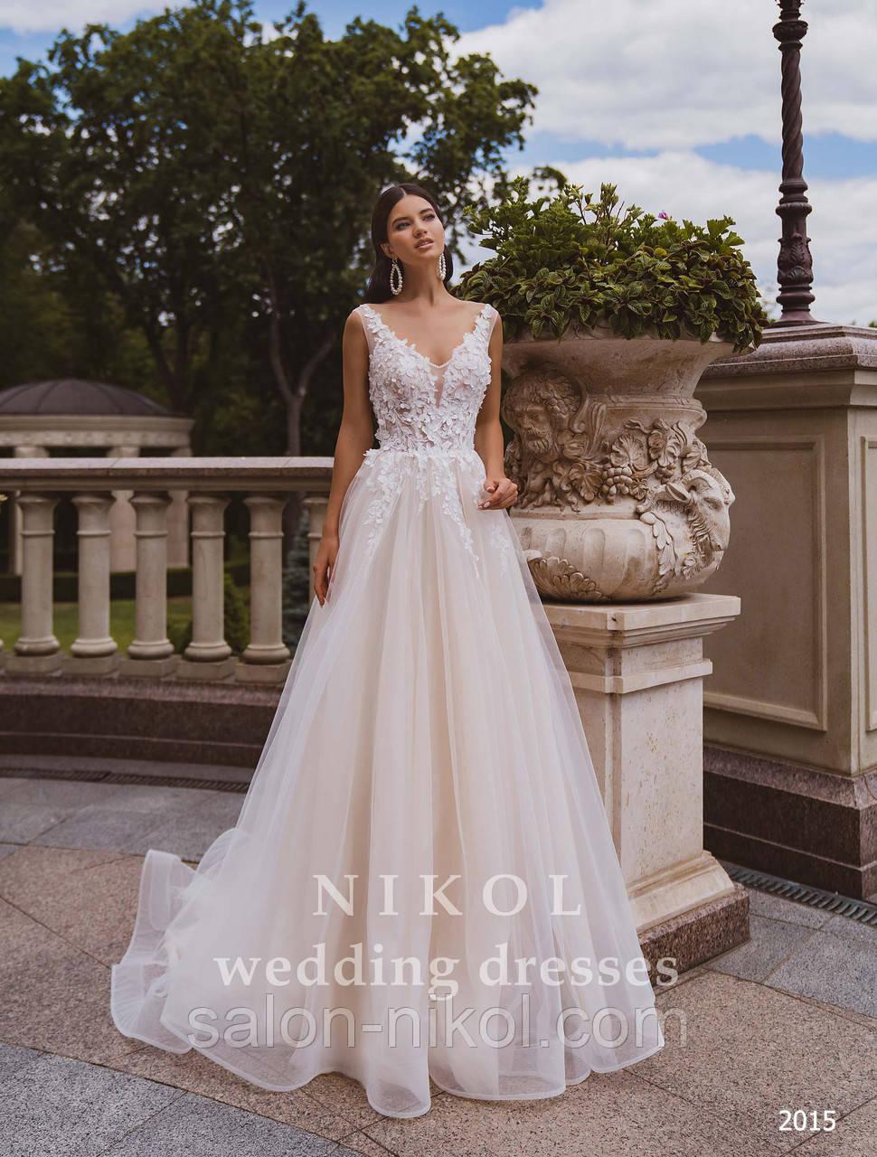 Свадебное платье № 2015
