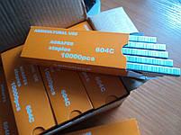 Набор для подвязки: степлер для подвязки (тапенер для подвязки) + лента + скобы на 10000 подвязок, фото 5