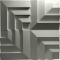 "Формы для 3d панелей ""Концепт"" 50*50 (форма для 3д панелей из абс пластика), фото 6"