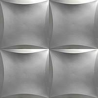 """Формы для 3d панелей """"Ирис"""" 50*50 (форма для 3д панелей из абс пластика), фото 7"""