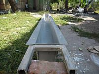 Форма для виноградных столбов из АБС-пластика, 100*100*80*3000, фото 2