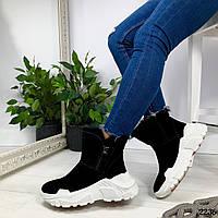 Женские Ботиночки зимние MOONS