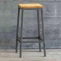Барный стул GoodsMetall в стиле ЛОФТ БС222