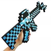 Оригінал! Алмазний АВТОМАТ з МАЙНКРАФТ | Minecraft