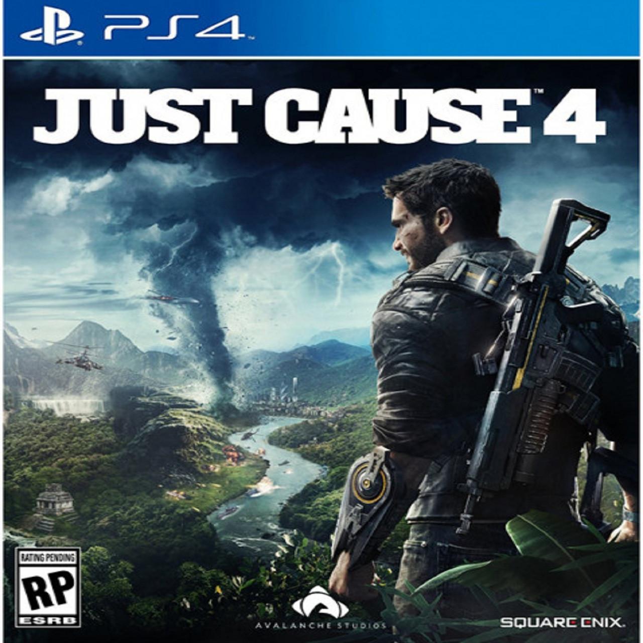 Just Cause 4 (русская версия) PS4