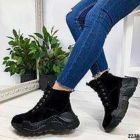 Женские Ботиночки ЗИМА Fashion Love