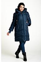 Женская зимняя куртка (морская волна)