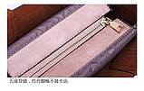 Набор женских сумок 3 предмета с брелком красного цвета BA-1, фото 6
