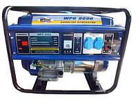 Бензиновая электростанция WERK WPG8000