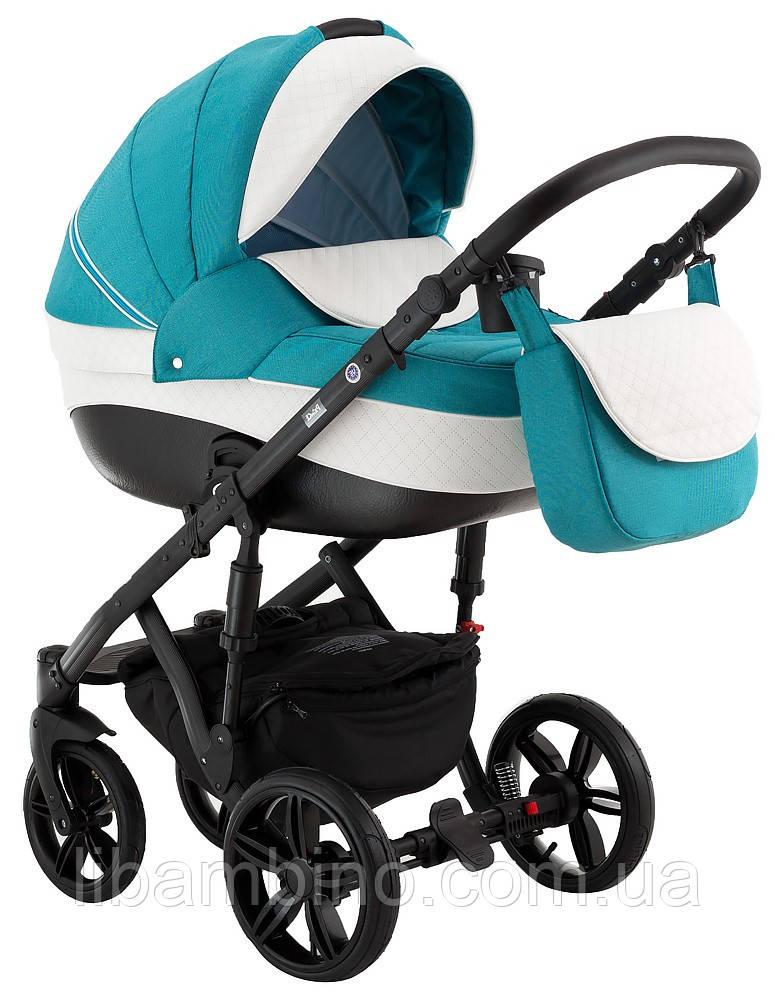 Дитяча універсальна коляска 2 в 1 Adamex Prince X-30