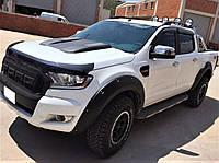 Накапотник Safari M1 для Ford Ranger 2013+