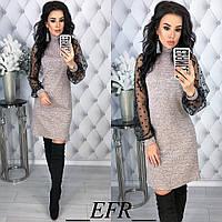 Платье женское стильное  (мод. 342)