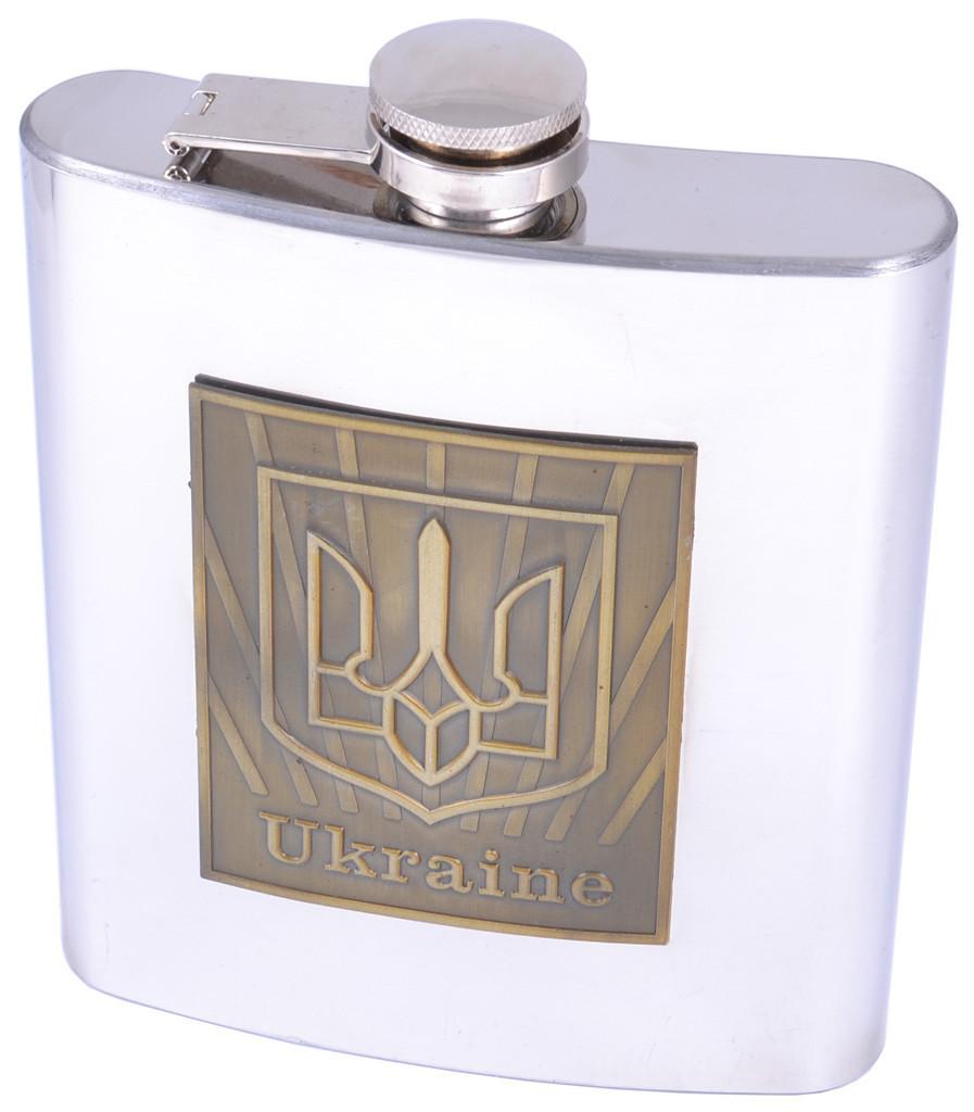 Фляга из нержавеющей стали «Украина» Ukraine-18