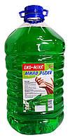 Жидкое мыло Эко-Микс с ароматом Зеленого чая - 5 л.