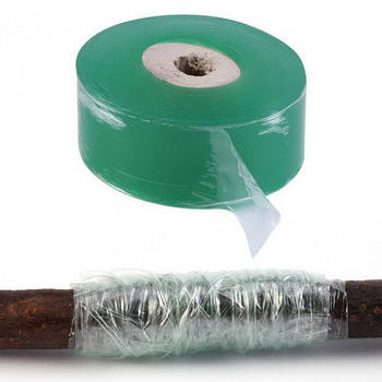 Прививочная лента зеленая 100 м TITAN