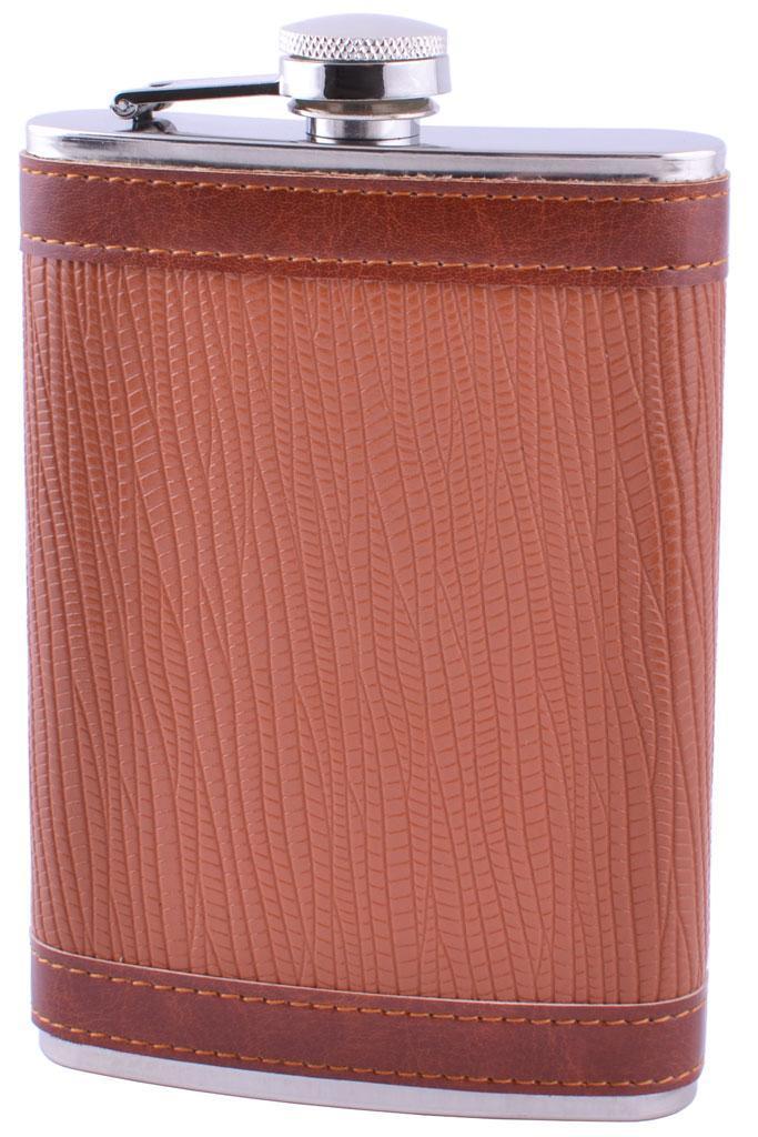 Фляга обтянута кожей (265 мл) BP-9(3)