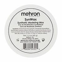 MEHRON Воск для моделирования Makeup Professional Modeling Putty/Wax, 38 г, фото 1