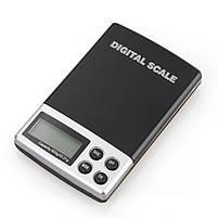 Ваги ювелірні ZC20601 2 кг (перевірені + батарейки), фото 3